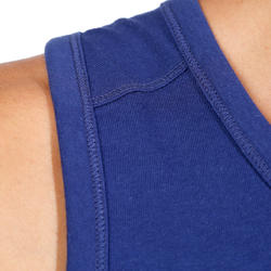Mouwloos herenshirt voor gym en pilates - 218429