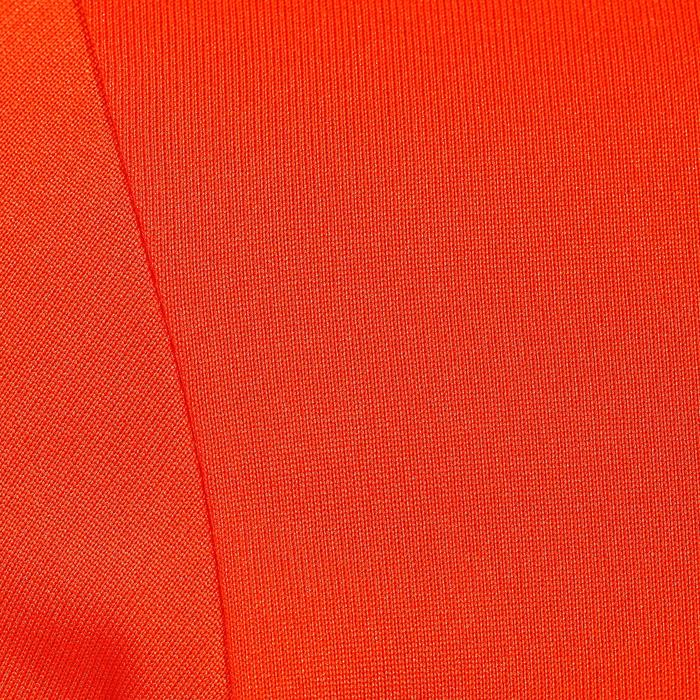 Fitness shirt FTS100 voor heren, rood