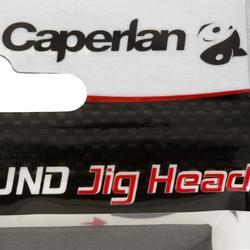 Tête plombée pêche aux leurres ROUND JIG HEAD x4 3.5 gr