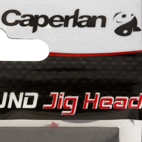 Round Jig Head x4 15 g Lure Fishing Weighted Head