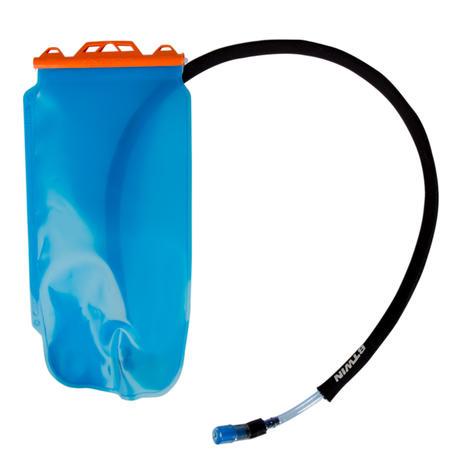 Gaine isotherme pour le tube des poches à eau