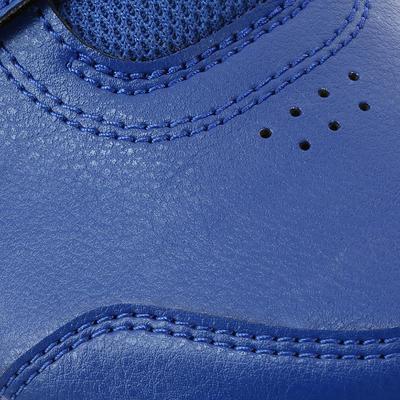 Chaussures marche sportive enfant Actiwalk 100 noir / bleu