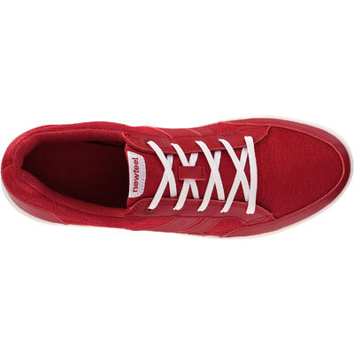 Chaussures marche active homme Stepwalk 100 mesh rouge