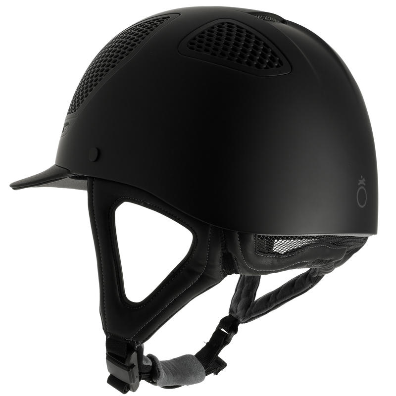 C900 Sport Horse Riding Helmet - Black