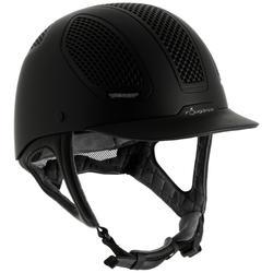 Casco Equitación Fouganza C900 Sport Negro
