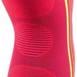 右腳/左腳壓力護膝Soft 300(男女通用)-粉紅色