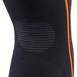 Kniebandage Soft 300 links/rechts Kompression Erwachsene schwarz