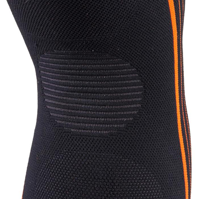 Soft 300 Right/Left Men's/Women's Compression Knee Support - Black