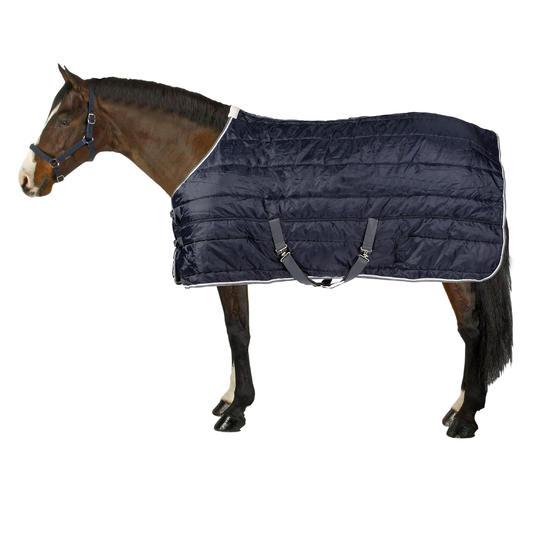 Staldeken Stable 200 ruitersport bordeaux - paard - 24964