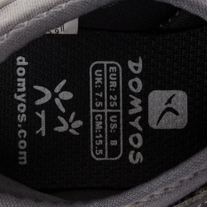 Gymschoentjes Ultralight voor kleuters donkergrijs