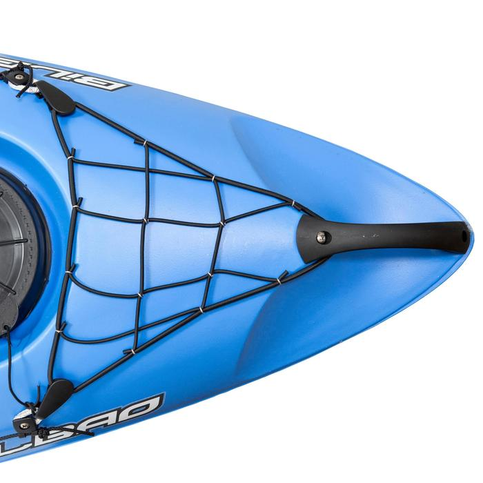 Hardshell kajak Bilbao blauw 1 persoon BIC