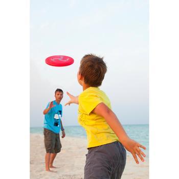 D Soft Frisbee - Orange - 261815