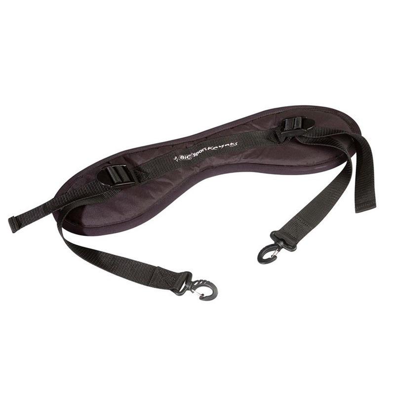 cale cuisses ou sangle de portage BIC pour canoë kayak rigide