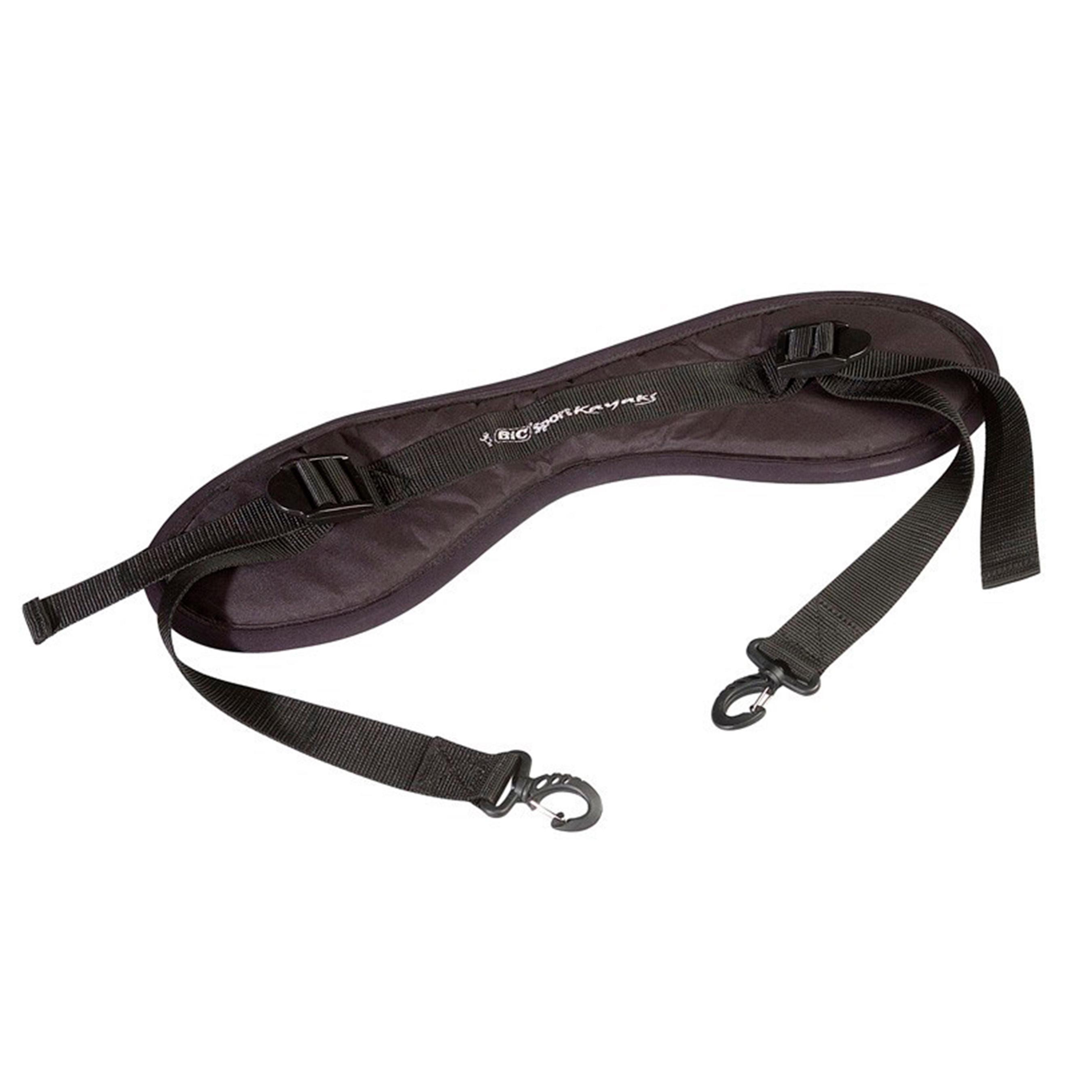 Cale cuisses ou sangle de portage pour canoë kayak rigide bic sport