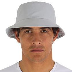 Hoed UV volwassenen grijs - 26343