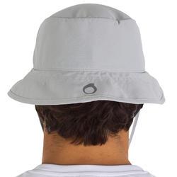 Hoed UV volwassenen grijs - 26344