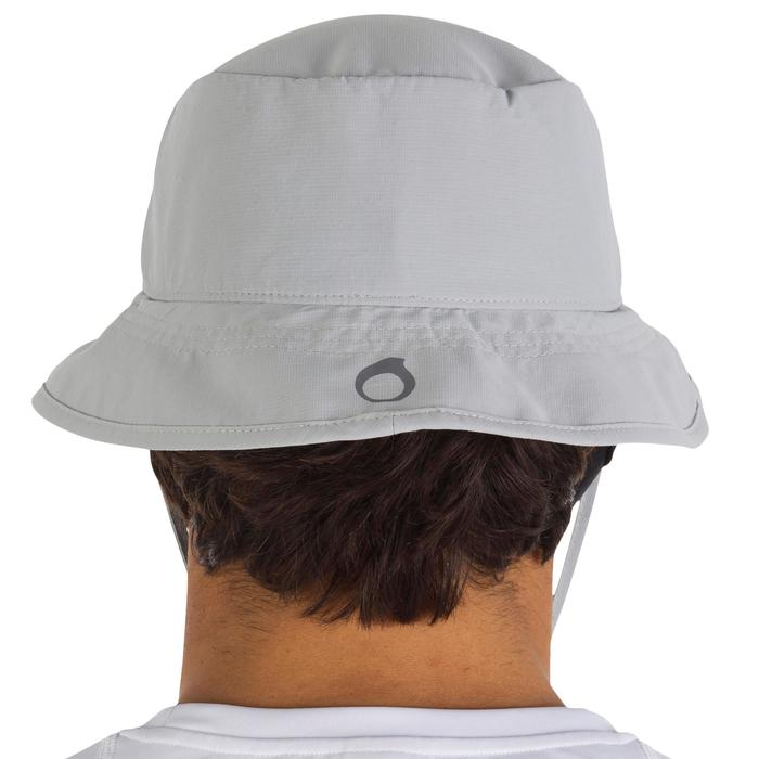 CHAPEAU surf anti UV Adulte Gris - 26344
