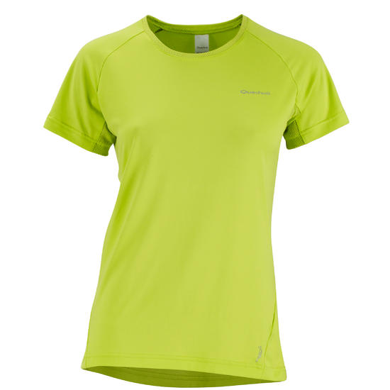 T-shirt korte mouwen trekking Techfresh 50 dames - 264030