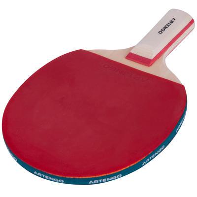 FR 130 Short *CN Free Ping Pong Bat - Red/Black
