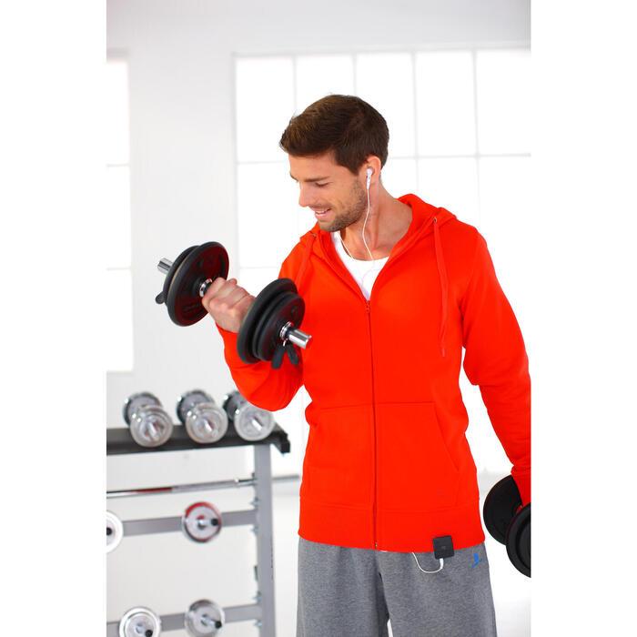 Kit haltères et barres musculation kit 93 kg