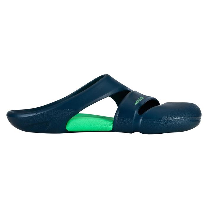 MEN'S POOL CLOGS 100 CN BLUE GREEN