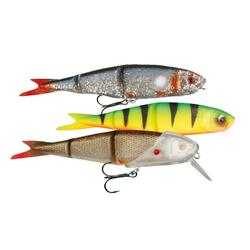 Softbaits zoet water set Soft 4Play 9,5 cm x3