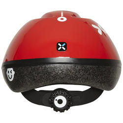 300 Children's Helmet - Red