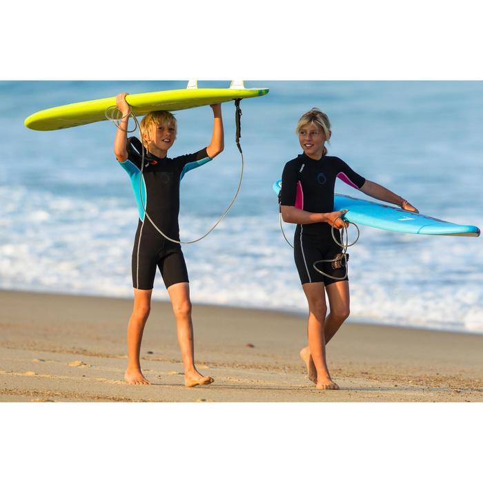Combinaison surf Shorty 100 Néoprène Enfant - 266750