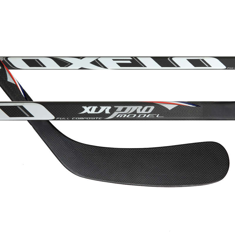 Bastoni Hockey Monopattini, Roller, Skate - Mazza da hockey XLR PRO MODEL OXELO - Attrezzatura hockey