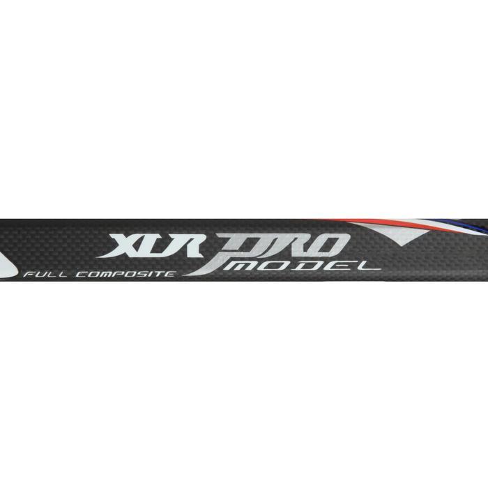Hockeystick XLR PRO Model voor volwassenen blauw/wit/rood
