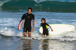 Heren shorty 100 voor surfen neopreen - 267663