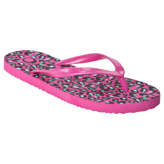 Slippers TO 100S Print Geo bl - 267777