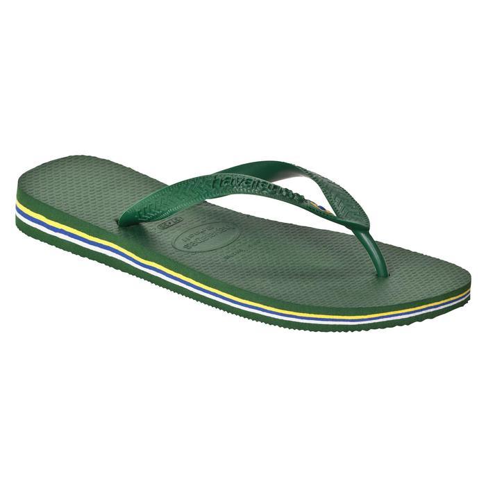 Tongs Havainas Brasil Vert - 267800