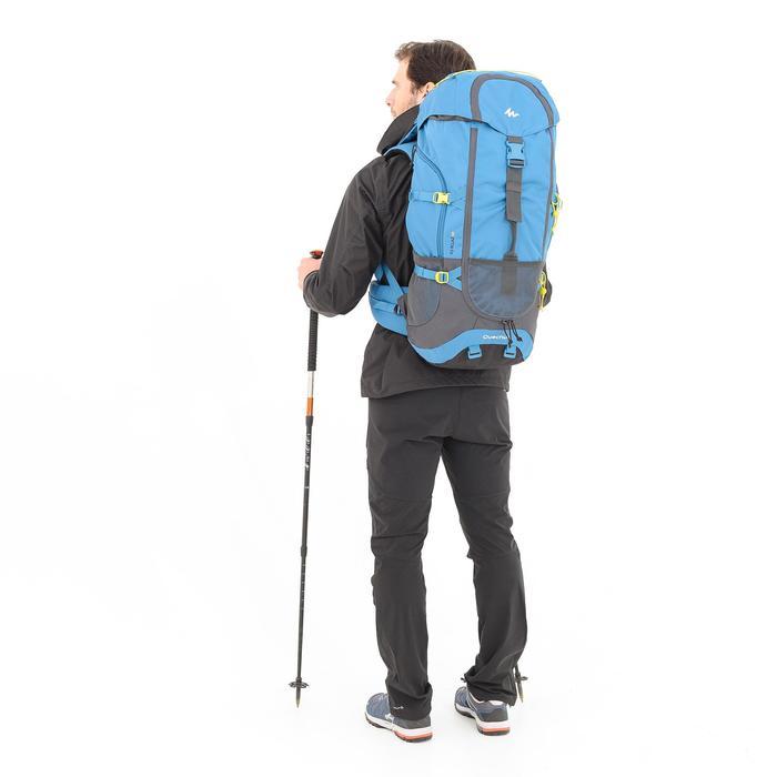 Backpacking-Rucksack Forclaz 60 Liter blau