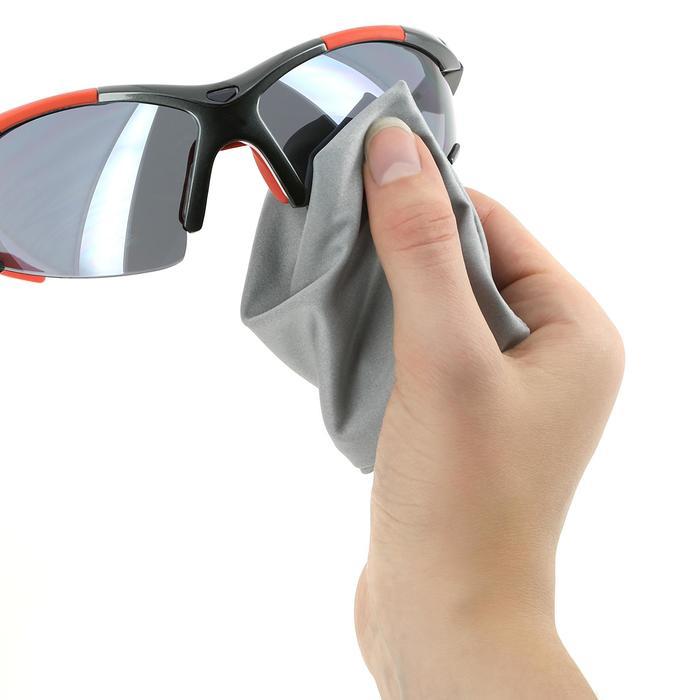 Lunettes de soleil vélo & running adulte ARROYO PACK grises verres changeables - 269578