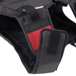 Bodyprotector Smartrider voor kinderen, ruitersport, zwart - 269832
