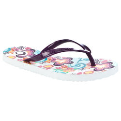 Slippers TO 100S Print Geo bl - 269845