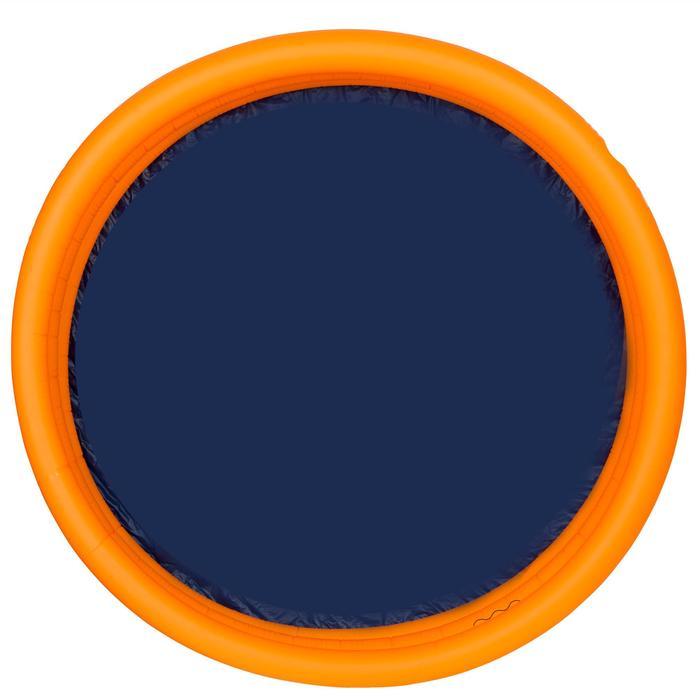 Piscine gonflable ronde munie de trois boudins largeur 152cm hauteur 30cm - 27005