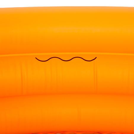 Piscine gonflable ronde munie de trois boudins largeur 152cm hauteur 30cm