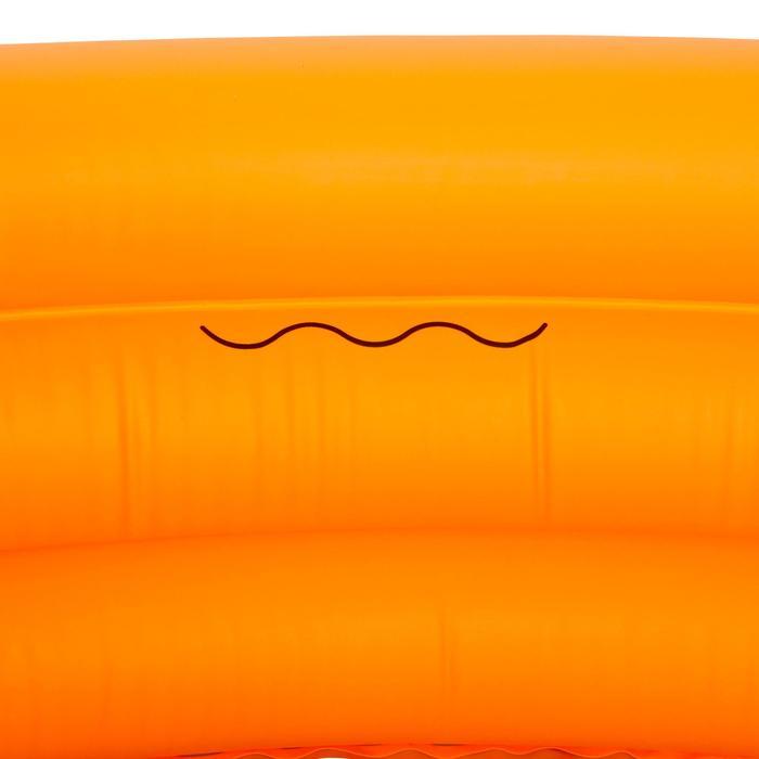 Piscine gonflable ronde munie de trois boudins largeur 152cm hauteur 30cm - 27006