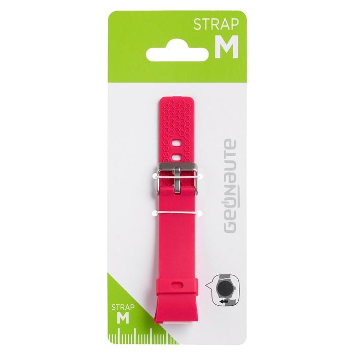 Bracelet montre STRAP M rose