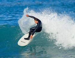 Surflaarsjes neopreen 5 mm - 270943