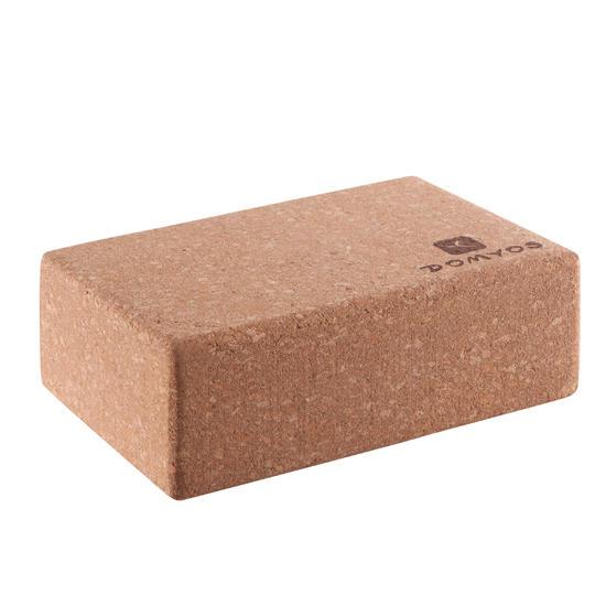 Yoga blok in kurk - 27106