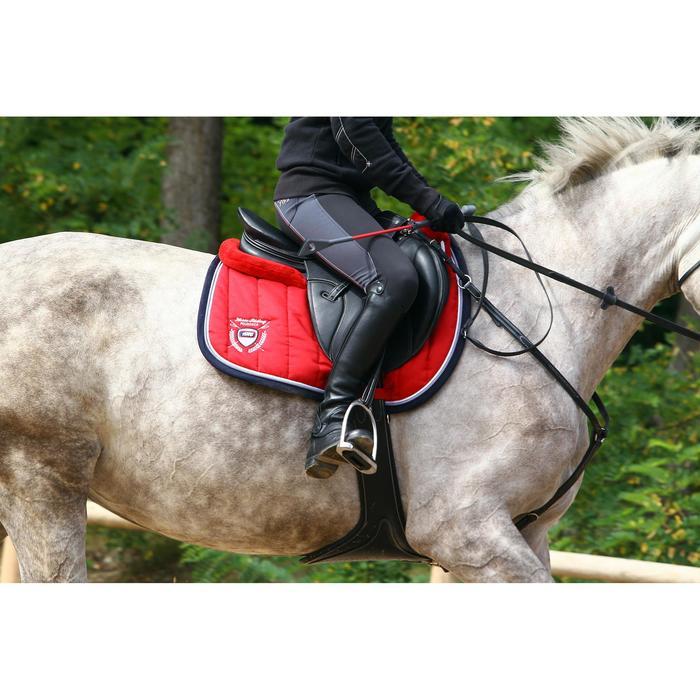 Amortisseur de dos mousse équitation cheval et poney LENA POLAIRE - 271484