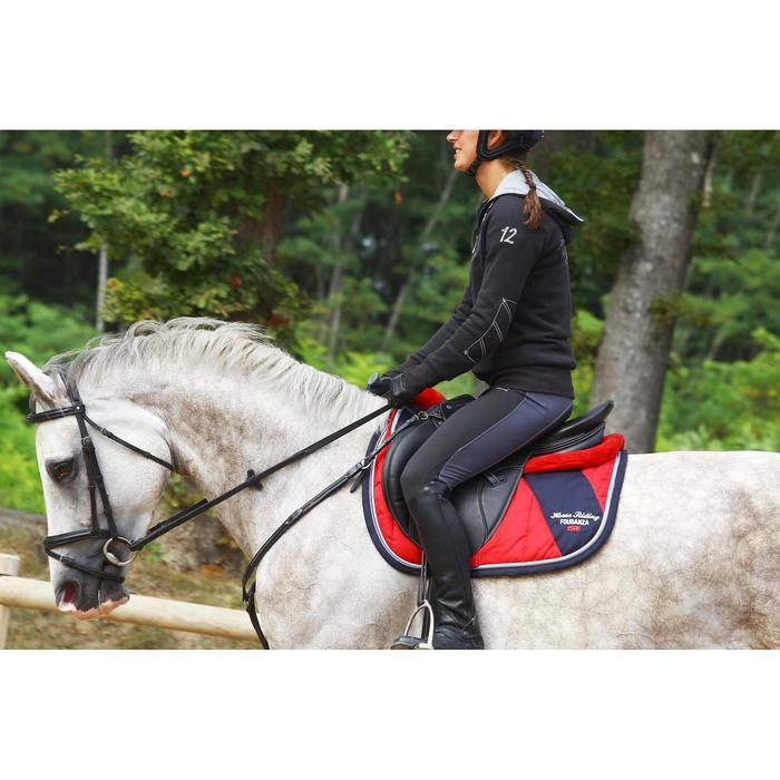 Amortisseur de dos mousse équitation cheval et poney LENA POLAIRE - 271485