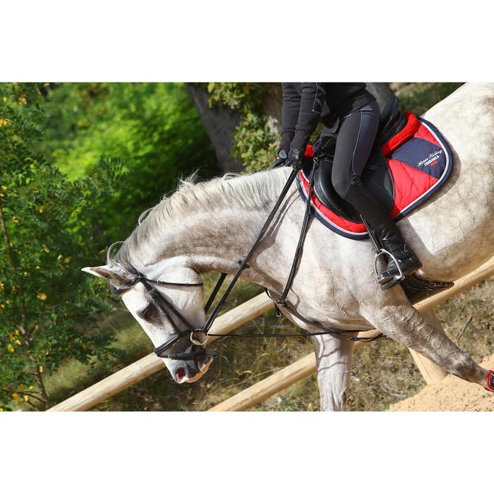 Amortisseur de dos mousse équitation cheval et poney LENA POLAIRE - 271488