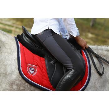 Amortisseur de dos équitation cheval et poney LENA noir - 271509