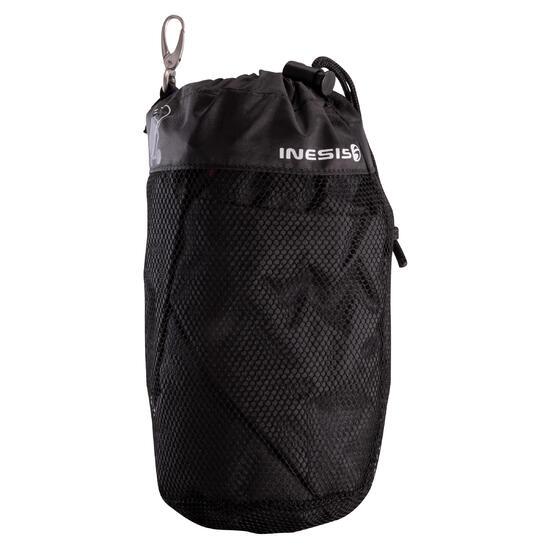 Regenhoes Deluxe zwart - 271669