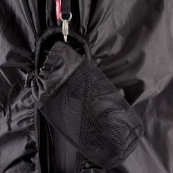 Regenhoes Deluxe zwart - 271672