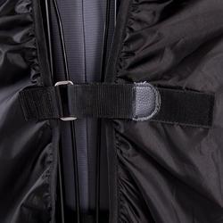 Regenhoes Deluxe zwart - 271675